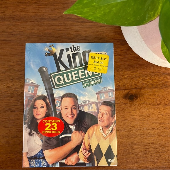 The king of queens season 8